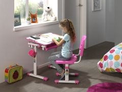 Bureau enfant Comfortline 201 - rose