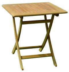 Table de jardin pliable Lincoln