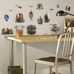 Stickers muraux Star Wars Rogue One