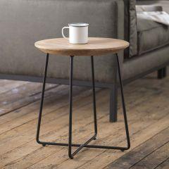 Table d'appoint Clover ø40cm