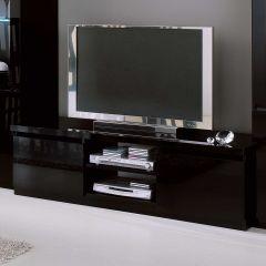 Meuble TV Roma 150cm - noir