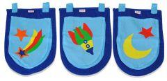 3 sacs de rangement Astro