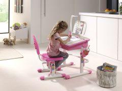 Bureau enfant Comfortline 301 - rose