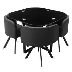 Table et chaises Kanna