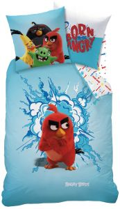 Housse de couette Angry Birds Red