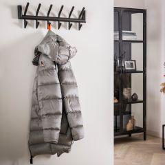 Porte-manteau Gorka - gris foncé