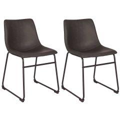 Ensemble de 2 chaises Eli