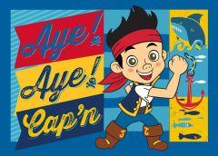 Tapis Jake - Aye Cap'n