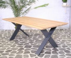 Table de jardin Carl 220x100