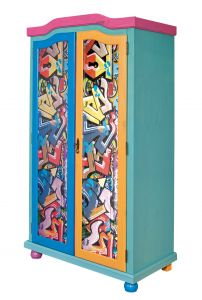 Armoire Genffiti