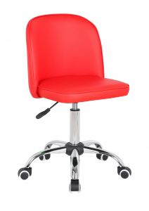 Chaise de bureau Co - rouge