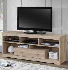 Meuble TV Mersin 150cm - chêne