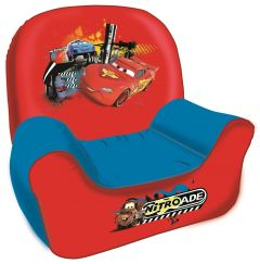 Chaise gonflable Cars