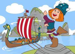 Tapis Vic le Viking Awesome
