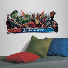 Stickers muraux Marvel Avengers