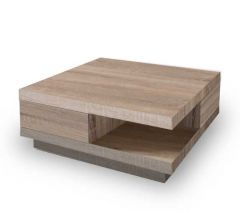 Table basse Dundee - sonoma clair