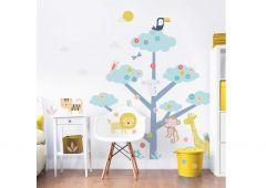Sticker mural XL Safari Tree & Friends
