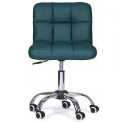 Chaise de bureau Rosalie - pétrole