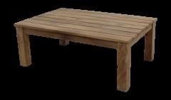 Table basse - naturel lisse