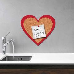 Sticker mural Heart Tableau d'affichage