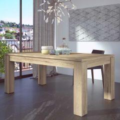 Table à manger extensible Frame - chêne clair