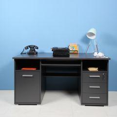 Bureau Beagle 145cm - anthracite