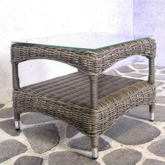 Table basse pour extérieur Lisburn 50x50