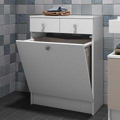 Armoire salle de bains Variety - blanc