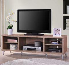 Meuble TV Konya 142cm - noyer