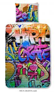 Housse de couette Graffiti 140x220