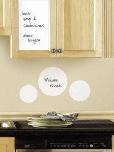 RoomMates stickers muraux - Tableau blanc