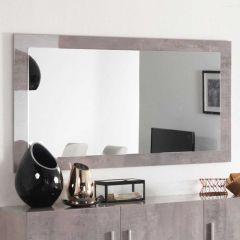 Miroir Greta 140 cm - béton