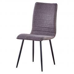 Set de 6 chaises Eddy