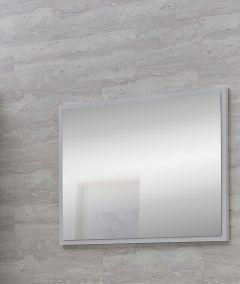 Miroir de salle de bains Rutger - blanc