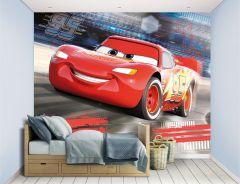 Papier peint Disney Cars