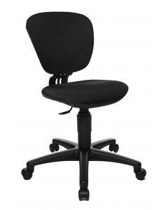 Chaise de bureau High Kid - noir