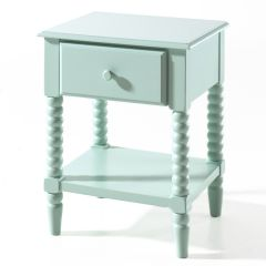 Table de chevet Alana - menthe