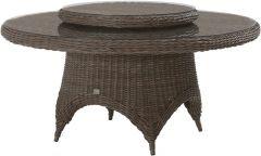 Table de jardin Madoera Colonial ø170cm