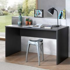 Table de bureau London 140cm - anthracite