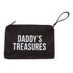 Pochette Daddy - noir/blanc