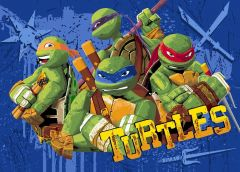 Tapis Tough Turtles