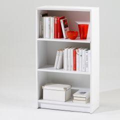 Bibliothèque Brysse 60x106cm - blanc