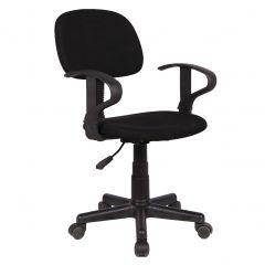Chaise de bureau Oswald - noir