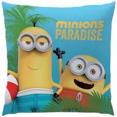 Coussin Minions Paradise 40x40