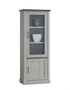 Vaisselier Emily - porte vitrée