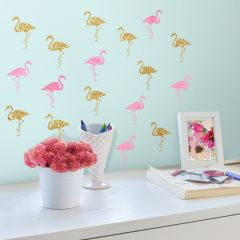 Stickers muraux Flamingo