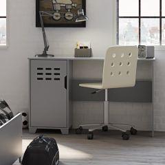Bureau Loki 125cm - gris