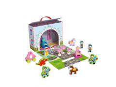 Maison de Poupée Princesses