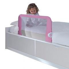 Barrière de lit - rose