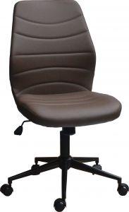 Chaise de bureau Ronda - brun clair